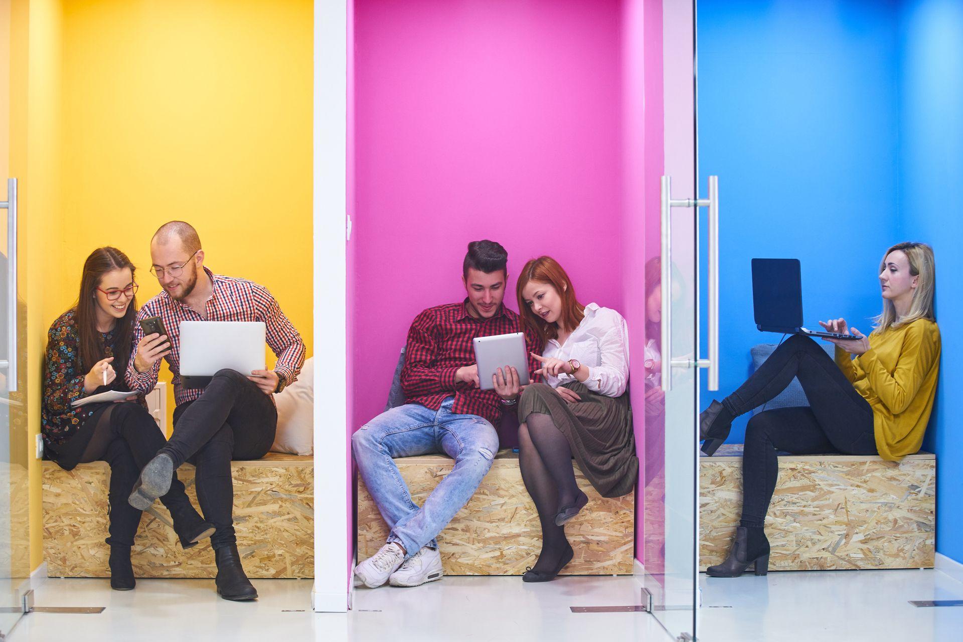 modern workplace mobil arbeiten
